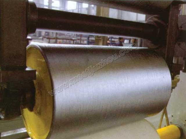 calendering plastic. Three Roller Calendering